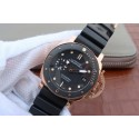 First-class Quality Panerai Luminor Submersible PAM684 Rubber Strap WT00868