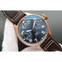 IWC Big Pilot IW502701 Blue Dial Leather Strap WT00919