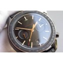 Omega Speedmaster Moonwatch Co-Axial Chronograph Sedna Black Leather WT00743