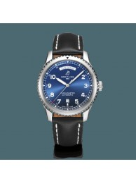 Breitling Navitimer 8 Automatic Day & Date 41 Steel Blue WT01848