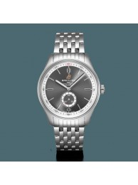 Breitling Premier Automatic 40 Steel Anthracite WT01850