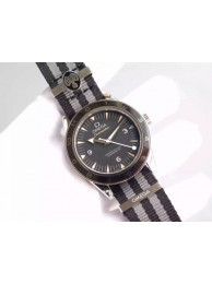 Cheap Omega Seamster 300 Spectre Limited Edition Big Octopus Nylon Strap WT01215