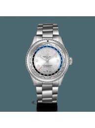 High Quality Breitling Navitimer 8 B35 Automatic Unitime 43 Steel Mercury Silver WT01402