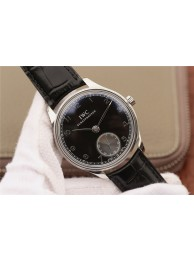IWC Portuguese IW545407 Black Dial Leather Strap WT00664