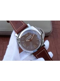 Panerai PAM663 Brown Leather Strap WT00907
