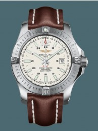 Replica Breitling Colt Automatic Steel Silver Breitling WT01600
