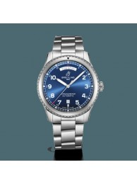 Replica Breitling Navitimer 8 Automatic Day & Date 41 Steel Blue WT01175