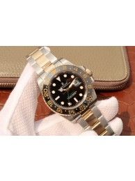 Rolex GMT-Master II 116713 Black Ceramic Thick Wrapped WT01277