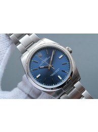 Rolex Oyster Perpetual 39mm 114300 Blue Dial on Bracelet WT00944